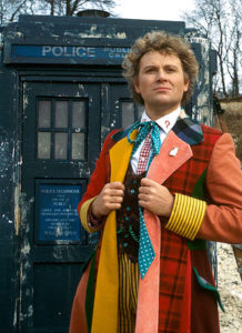 Classic Who 6th Doctor
