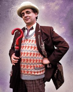 Classic Who 7th Doctor