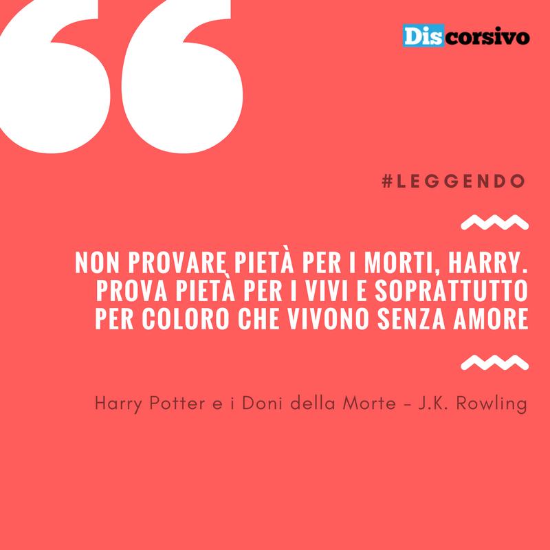 Citazioni Harry Potter e i doni della morte