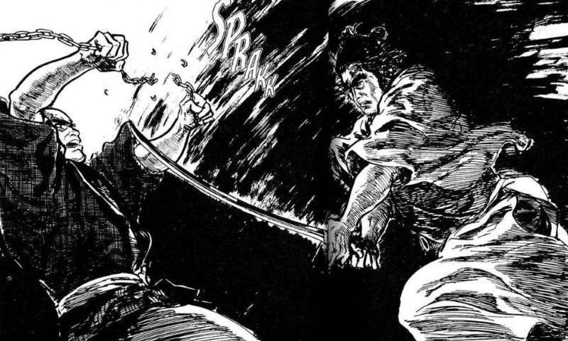 Lone wolf and cub: Ogami Ittō in battaglia