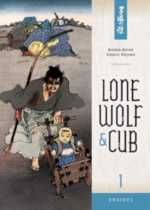 Lone wolf and cub: la copertina di Frank Miller per il numero 1