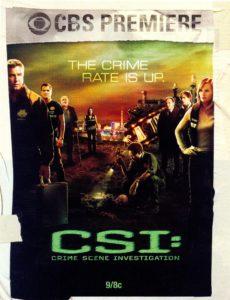 poster CSI