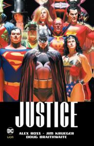 Justice di Alex Ross
