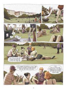 millenials a fumetti