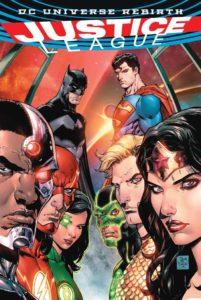 Justice League: Rinascita numero 1
