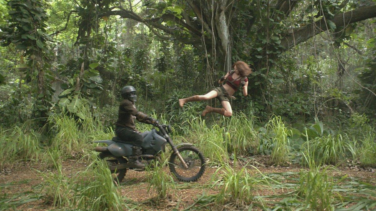 Jumanji Benvenuti nella Jungla le skills degli avatar nei videogames