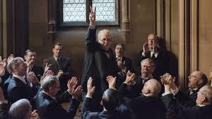 il discorso più famoso si churchill ne l'ora più buia