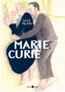 Marie Curie / Copertina
