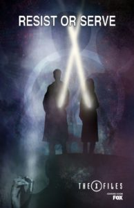 locandina X Files 11