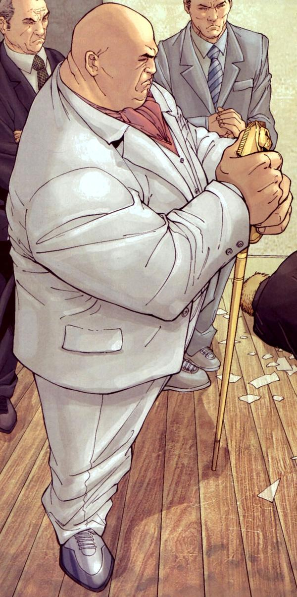 Top 5 cattivi Marvel: Kingpin