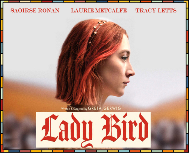 poster del film ladybird