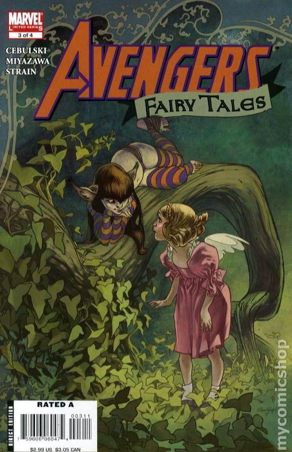 Fiabe Marvel: Alice nel paese delle formiche