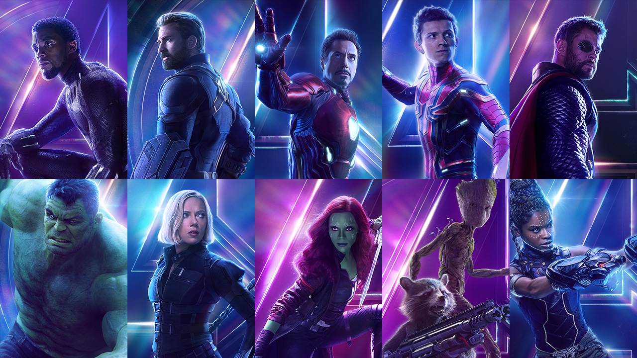 Shuri In Avengers Infinity War New Poster Hd Movies 4k: Tutti I Numeri Di Un'avventura