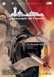 Santarcangelo del fumetto: Archimede infinito