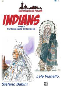 Santarcangelo del fumetto: Indians