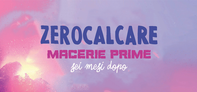 Macerie prime - Dettaglio copertina vol. 2