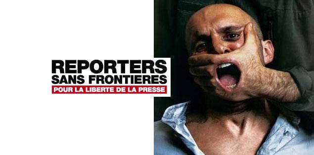 Libertà di stampa: Reporter senza frontiere