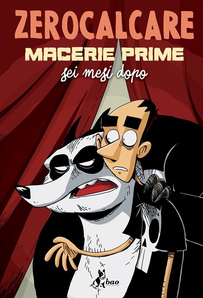 Macerie prime - Copertina variant vol. 2