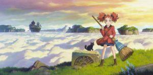 Mary e il fiore della Strega, Studio Ponoc, Studio Ghibli