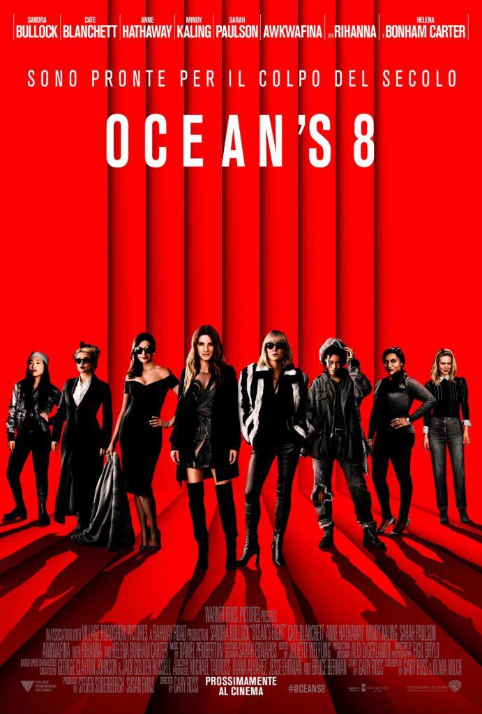 Recensione Ocean's 8