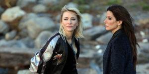 Cate Blanchett Sandra Bullock Ocean's 8