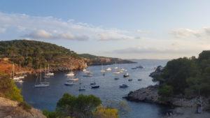 Ibiza Cala Saladeta