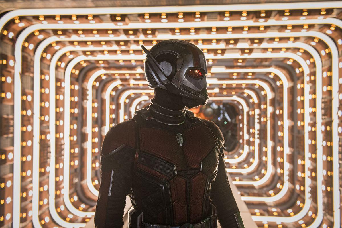 Recensione minuscola - Ant-Man & The Wasp (eroi alla pari)