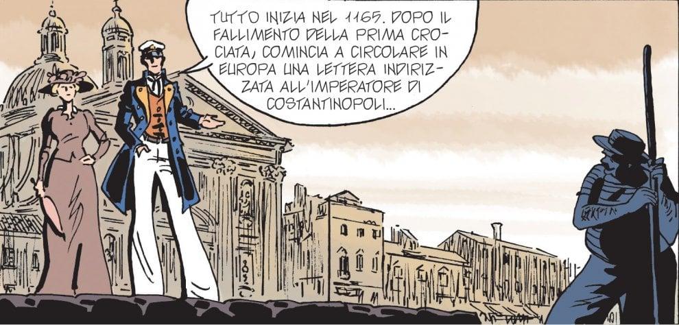 Corto Maltese - Equatoria