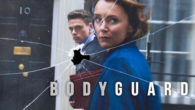 poster di Bodyguard la serie