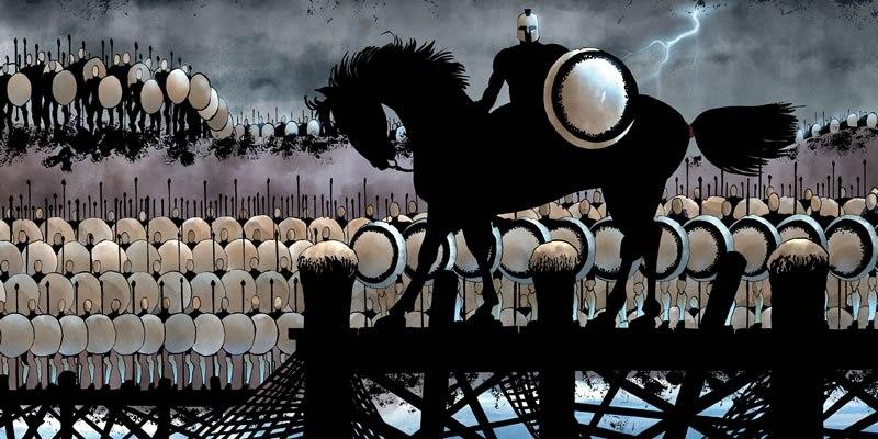 Xerxes - Temistocle