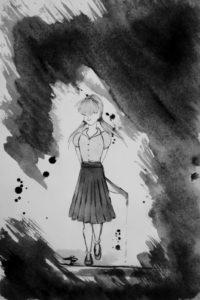 Albero di Carne illustrazione di Giulia Repetto