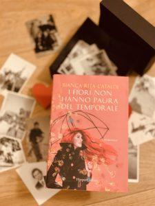 I fiori non hanno paura del temporale di Bianca Rita Cataldi foto originale di Silvia Liotta