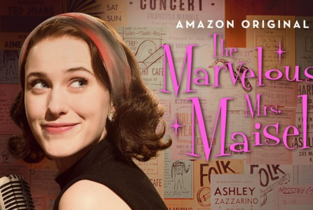 poster The Marvelous Mrs. Maisel