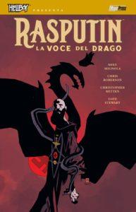 Rasputin: la voce del Drago - copertina