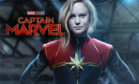 banner di captain marvel