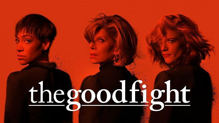 locandina terza stagione di The Good Fight