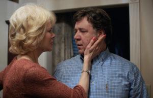 Nicole Kidman e Russell Crowe danno prova delle loro doti drammatiche