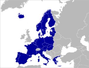 L'area Schengen