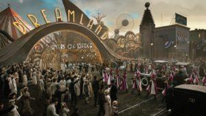 Dreamland, il parco di V.A. Vandevere, è un tripudio di design
