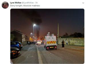 Le conseguenze della Brexit: l'ultimo tweet di Lyra McKee