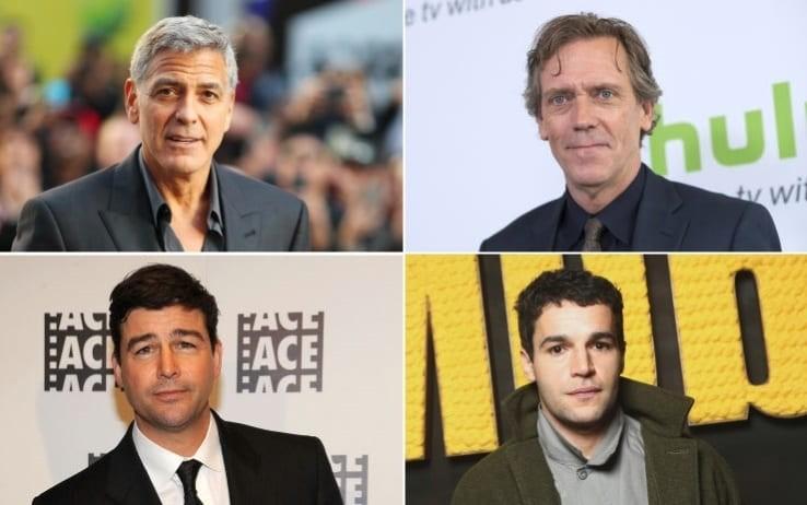i quattro attori protagonisti di catch-22
