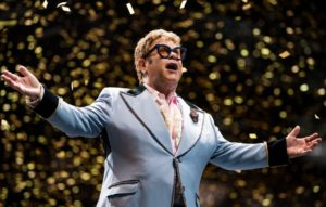 Farewell and thank you, Italy will miss you Mr. Elton John!