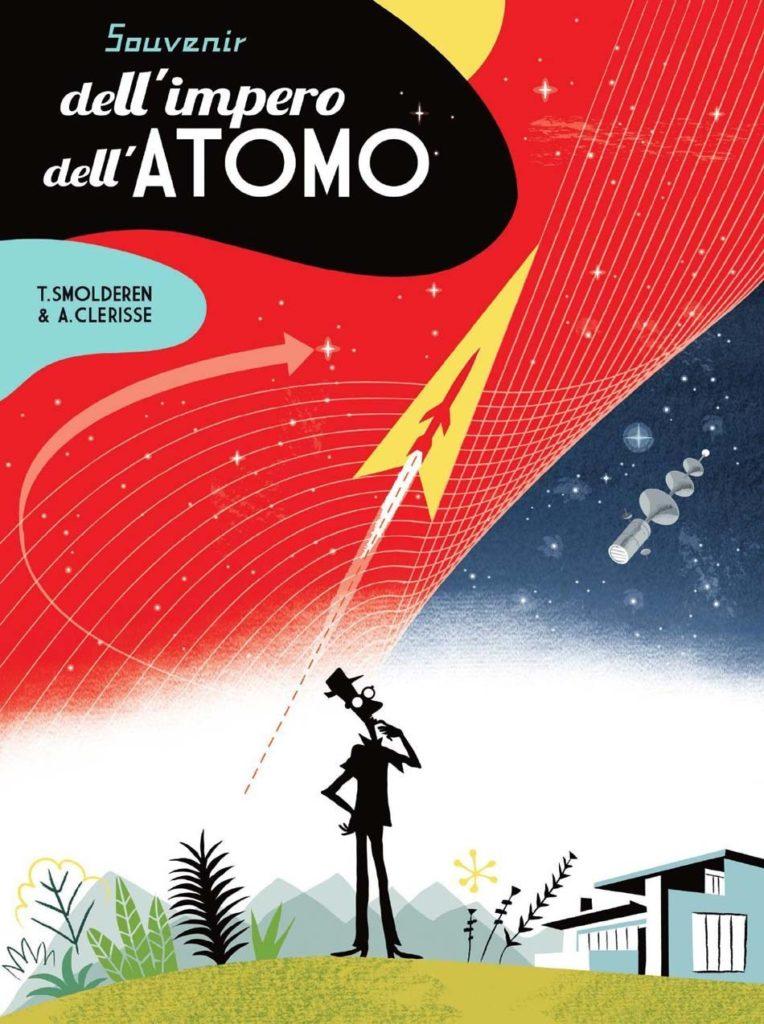 Copertina di Souvenir dell'impero dell'atomo
