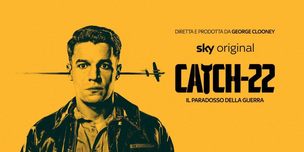 locandina miniserie catch-22