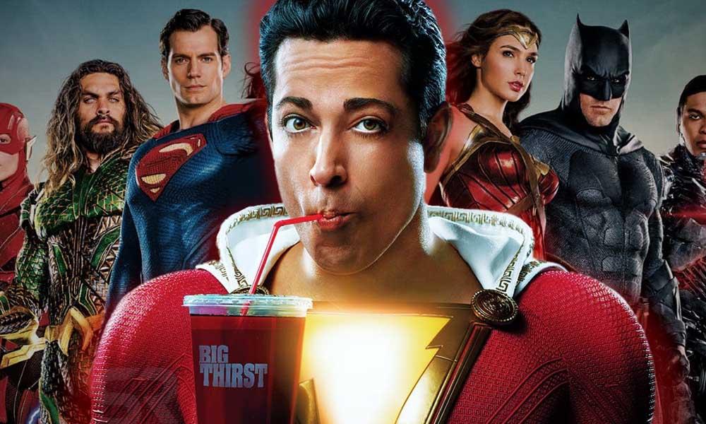 Shazam! una boccata di aria fresca in mezzo a un sacco di supereroi DC