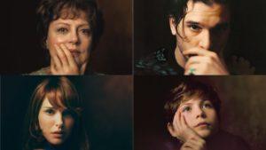 Nel film Susan Sarandon è la mamma di John Donovan (Kit Harington), mentre Natalie Portman lo è di Rupert Turner (Jacob Tremblay)