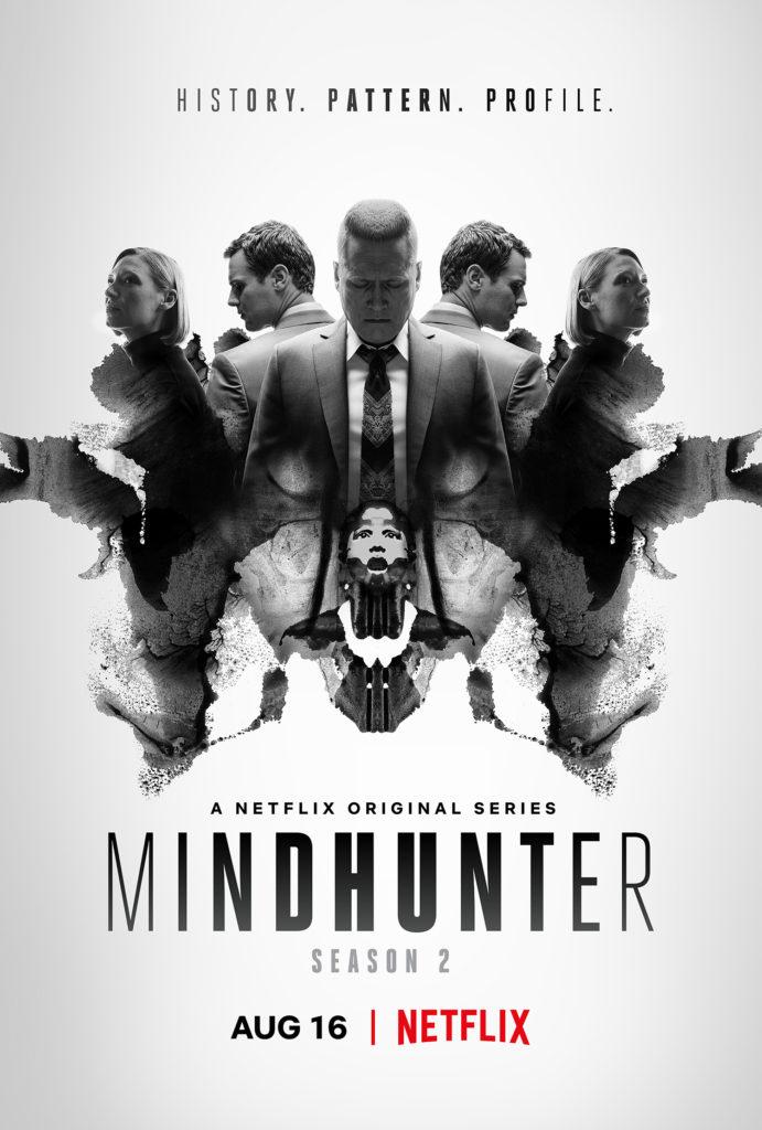 Copertina seconda stagione di Mindhunter