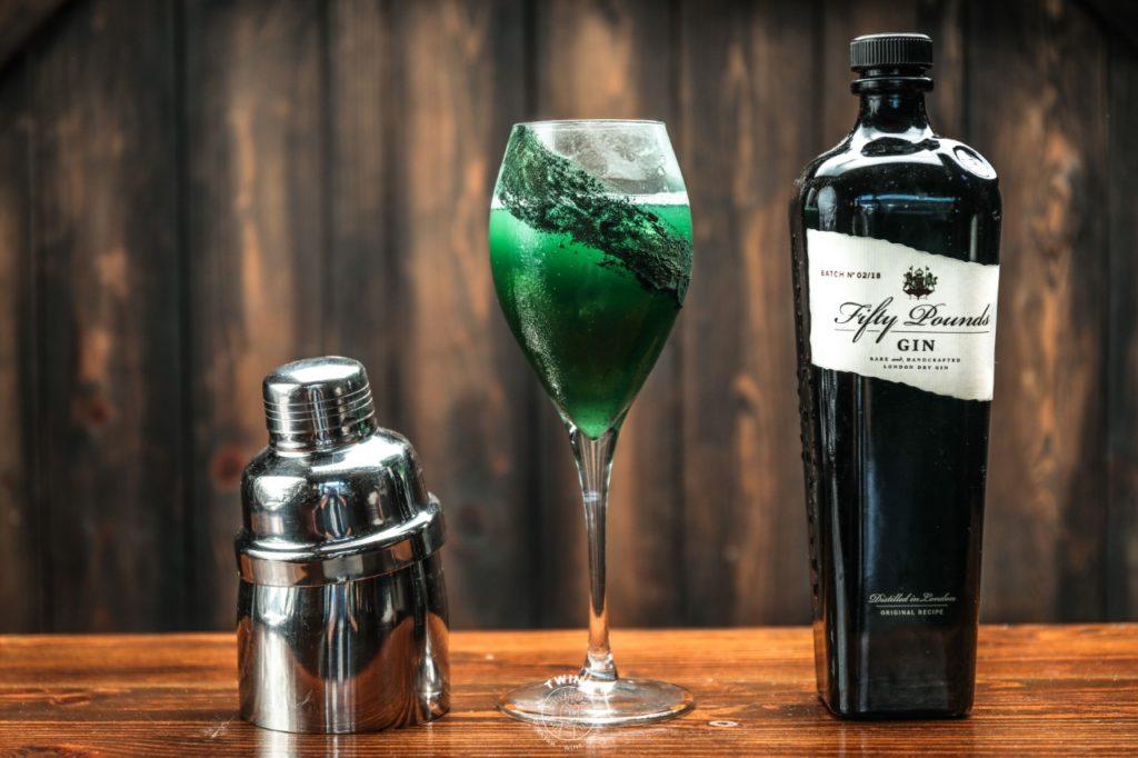 drink a tema cinema: Lo smeraldo, ispirato al film Sapore di Mare