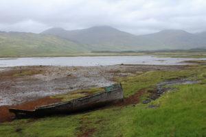 road to Scotland