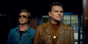 Brad Pitt e Leo DiCaprio sono il duo d'attori da sogno che solo un mito come Tarantino poteva mettere insieme!